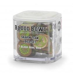 Blood Bowl Skaven Team Dice Pack