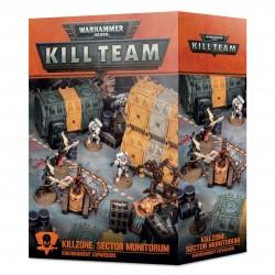 Kill Team Sector Munitorum Hub Environment Expansion