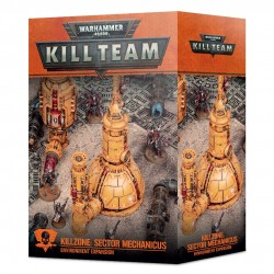 Kill Team Sector Mechanicus Environment Expansion