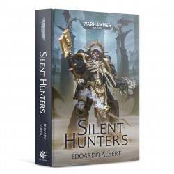 Black Library Silent Hunters (HB)