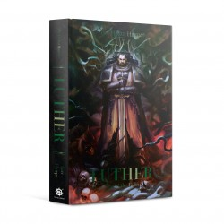 Black Library Luther First of the Fallen (HB)