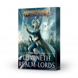 Warscrolls Lumineth Realm-lords (English)
