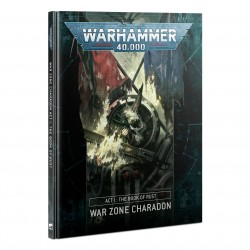 War Zone Charadon Act 1 Book of Rust (HB) (Eng)