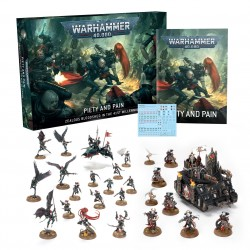 Warhammer 40000 Piety and Pain (Eng)
