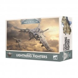 Aeronautica Imperialis Imperial Navy Lightning Fighters