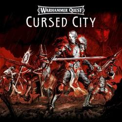 Warhammer Quest Cursed City (English) – minor damage