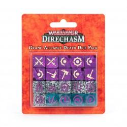 Warhammer Underworlds Grand Alliance of Death Dice