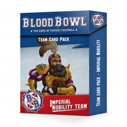 Blood Bowl Imperial Nobility Card Pack