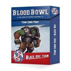 Blood Bowl Black Orc Team Card Pack