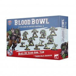 Blood Bowl Black Orc Team