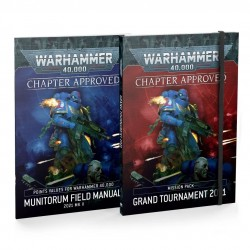 Chapter Approved Grand Tournament 2021 Mission Pack and Munitorum Field Manual 2021 MkII