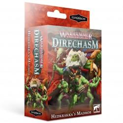 Warhammer Underworlds Direchasm Hedkrakka's Madmob
