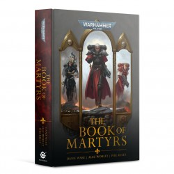 Black Library The Book of Martyrs (Hardback)