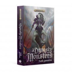 Black Library A Dynasty Of Monsters (Hardback)