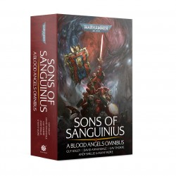 Black Library Sons of Sanguinius (Paperback)