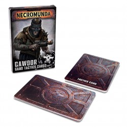 Necromunda Cawdor Gang Tactics Cards
