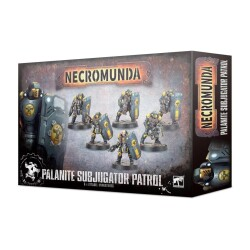 Necromunda Palanite Subjugator Patrol