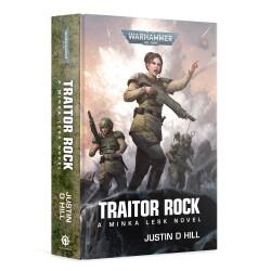 Black Library Traitor Rock (Hardback)