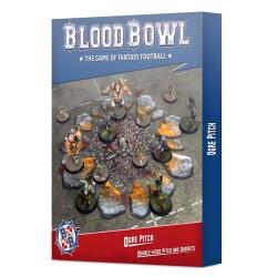 Blood Bowl Ogre Pitch