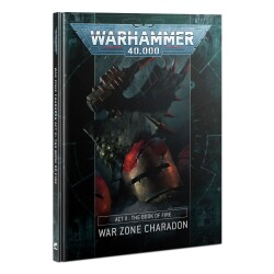 War Zone Charadon Act 2 Book of Fire (HB) (Eng)
