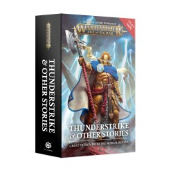 Black Library Thunderstrike and Other Stories (PB)