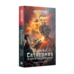 Black Library Warcry Catacombs Blood of the Everchosen (PB)