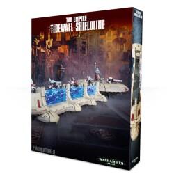 T'au Empire Tau Tidewall Shieldline