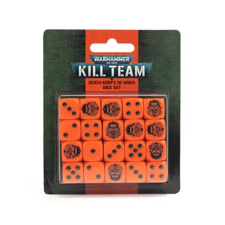 TR-102-83-99220105001-Kill ~Team -Death Korps of Krieg Dice Set