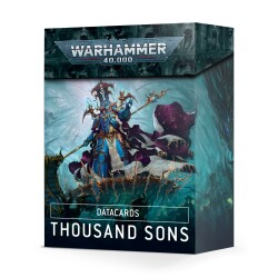 Datacards Thousand Sons (English)