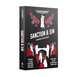 Black Library Sanction and Sin (PB)