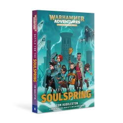 Black Library Battle for the Soulspring Book 6 (PB)