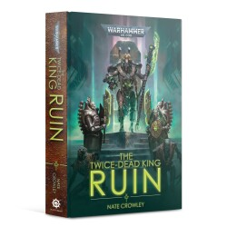 Black Library The Twice-Dead King Ruin (HB)