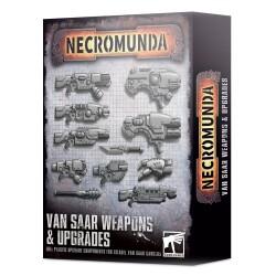 Necromunda Van Saar Weapons and Upgrades
