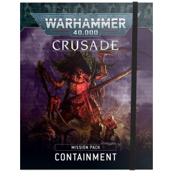 Crusade Mission Pack Containment (Eng)