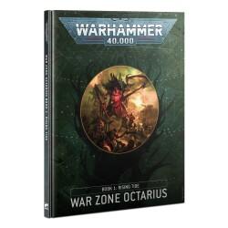 War Zone Octarius Book 1 Rising Tide (HB) (Eng)